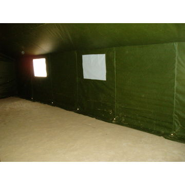 China Large Size Canvas Army Tent