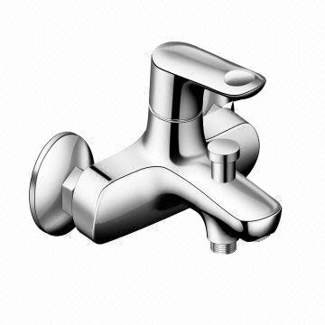 Brass chrome bath faucet tap mixer bathroom sanitary ware | Global ...