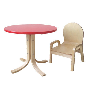 China Table And Chair, Good Quality Low Price, Wooden Kids Table And One  Chair