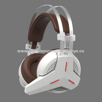 China 2017 OEM Custom USB Over Ear Stereo Game Headphone/Headset 7.1