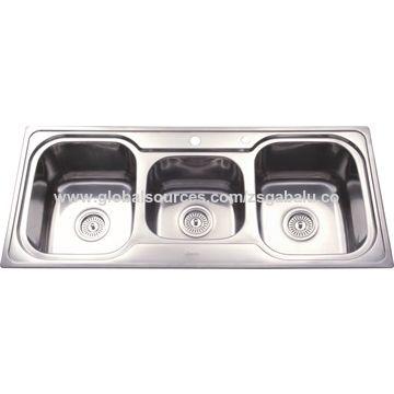 China Kitchen Sinks from Zhongshan Manufacturer: Zhongshan Jia Bao ...