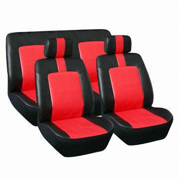 Superb Car Seat Covers Made Of Imitation Leather Strong For Use Machost Co Dining Chair Design Ideas Machostcouk