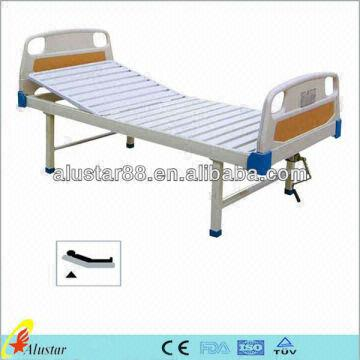 Als-m103 Hospital Emergency Abs Single-crank Bed Manual Bed