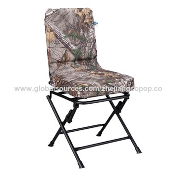 Enjoyable China Swivel Outdoor Foldable Hunting Chair From Yongkang Gmtry Best Dining Table And Chair Ideas Images Gmtryco