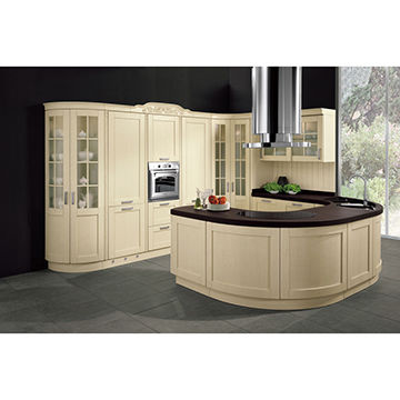 Circle island kitchen cabinet | Global Sources