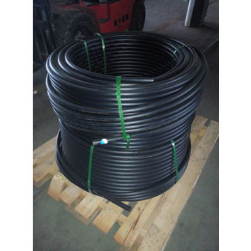 PN6/PN8/PN10/PN12 5/PN16 plastic tube HDPE pipe for water supply