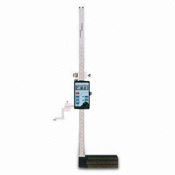 Vernier Height Gauge, Available in Different Types, Made of