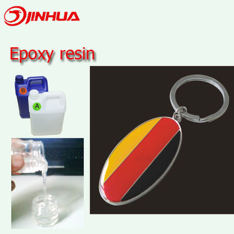 Soft Clear Epoxy Resin Adhesive for Keychain Factory   Global Sources