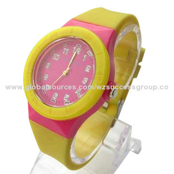 silicone sport slash mint womens s prices shop silicon poptastic women watches watch fossil on multifunction