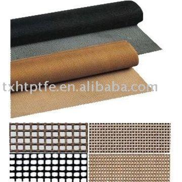 Ptfe Teflon Screen Printing Machinery Mesh Belt/teflon