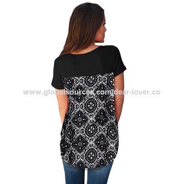 ca2b2cb36bcdc China Black Crochet Lace Long Sleeve Off Shoulder Top