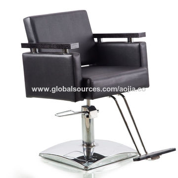 China Beauty Salon Hydraulic Barber Chair Hair Cutting Chair Salon Chair Massage Chair On Global Sources Commercial Furniture Barber Chair Massage Chair