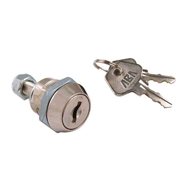 Taiwan Flat Key Wafer Cabinet Lock, Superior Wafer Lock Cylinder ...