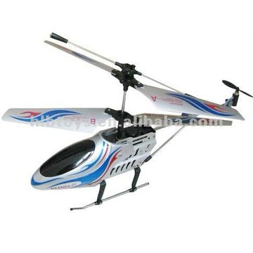 New!! Rc Helicopter 3 5ch W/gyro/ Remote Control Helicopter | Global