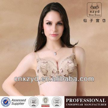 62780176c7 China Sujetador atractivo del cordón caliente de las muchachas