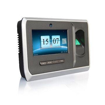 China Multi biometric fingerprint time attendance system with