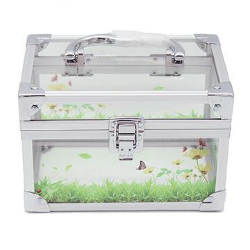 China Beauty Custom Clear Gift Storage