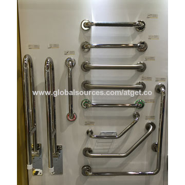 China Stainless Steel Bathroom Grab Bar China Stainless Steel Bathroom Grab  Bar ...