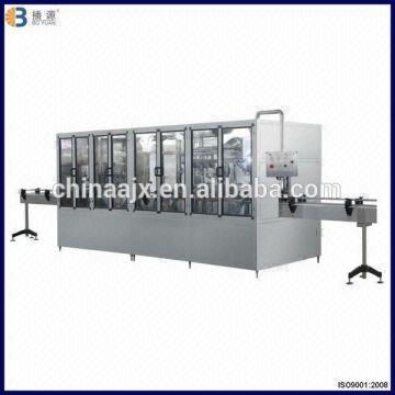 Full Automatic Mineral Water Plant Machinery Cost, Water Bottling
