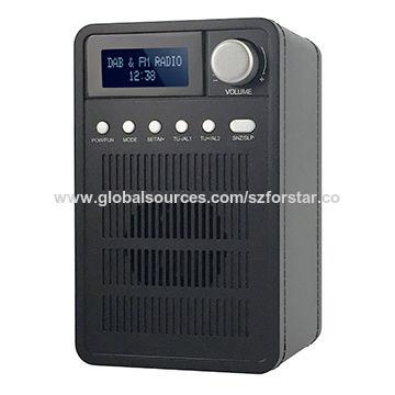 DAB/FM Clock Radio FSD-8099