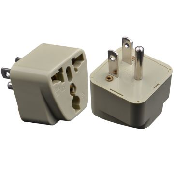 EU 3-way power convenience ups 10a switch socket outlet | Global Sources