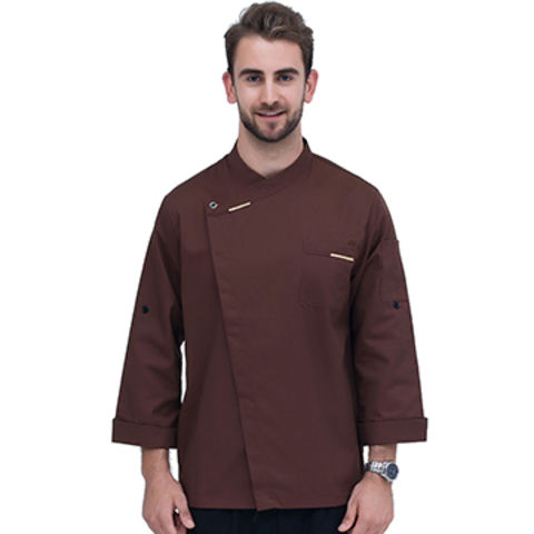 Breathable Chef Long Sleeves Jacket