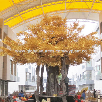 China 6 Meters Factory Hot Sale Artificial Synthetic Simulation Big Indoor Outdoor Gold Banyan Ficus Tree On Global Sources,Steamed Broccoli Brockly