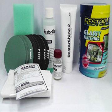 Restorlite Professional Headlight Restoration Kit | Global Sources