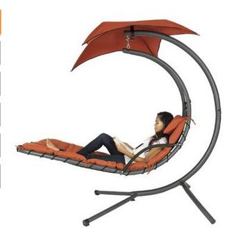 Dream Hammock Hammock Swing Chair Hanging Chaise Lounge With