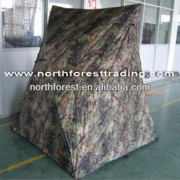 China NF02-034-1 Hunting Blind/Pop-up Hunting Blind tent Fabric & NF02-034-1 Hunting Blind/Pop-up Hunting Blind tent Fabric Material ...