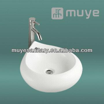 Superieur ... China Artistic Public Tear Shape Sink MY 5231  Self Cleaning Glaze   Packing