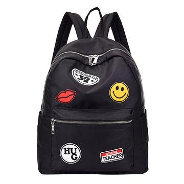 49b01264b4fb China Stylish Nylon Polyester Waterproof Backpack for Girls Women ...
