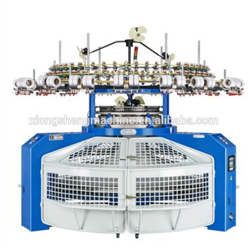 New Condition 34inch102f28g Single Jersey Circular Knitting Machines