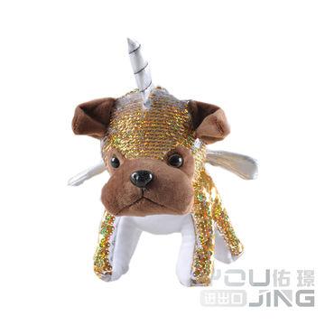 China Sequin Plush Toy From Shanghai Manufacturer Shanghai Youjing