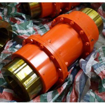 Gear coupling, universal shaft, universal coupling, spindle