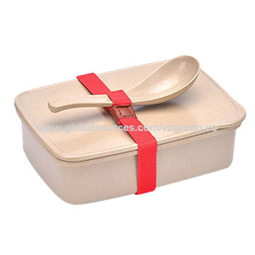 China Eco friendly food storage box from Xiamen Manufacturer VZ