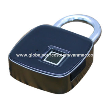 China Fingerprint Locks from Wenzhou Trading Company: Wenzhou Vanmac