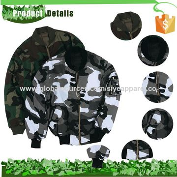 49a45a6c024 ... China Fashion custom China made army military bomber jacket for men