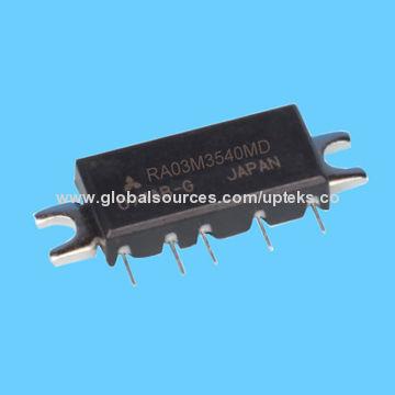 Mitsubishi Modules RF MOSFET Power Amplifier, 350~400MHz