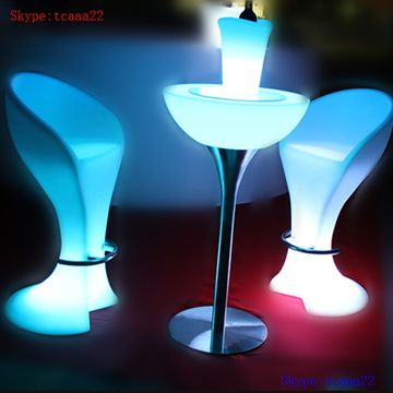 Delicieux ... China Led Furniture Led Table Led Chairs/led Light Chair/led Bar Chair