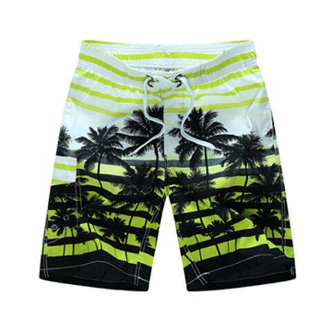 18a4f4bdf1 China Comfortable custom beach men swim trunks board short on Global ...