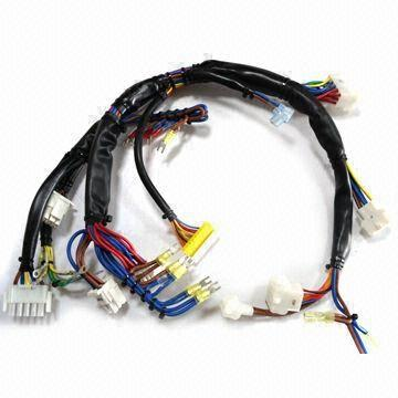 industrial wiring harness, used for electric and medical machine A Harness for 6.0 Spark Plug Wire Puller wiring harness china wiring harness