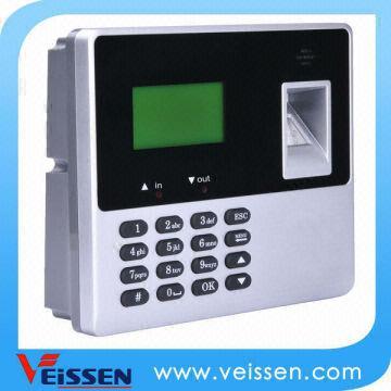 Top Selling Usb Port Fingerprint Time Attendance Machine