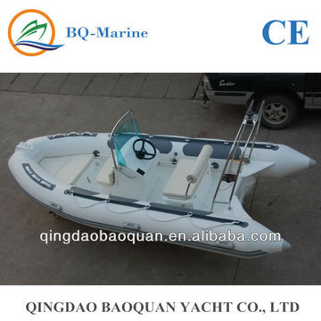 4 3m rigid inflatable fishing boat for sale with CE | Global