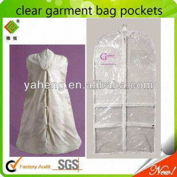 Clear Garment Bag Pockets Global Sources