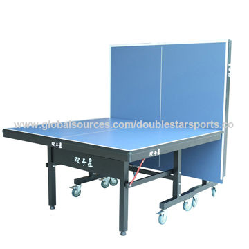 ITTF MDF Table Tennis Table China ITTF MDF Table Tennis Table