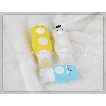 0caeac0795c7 Silicone Travel Bottles for Lotion