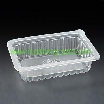 Small plastic trays