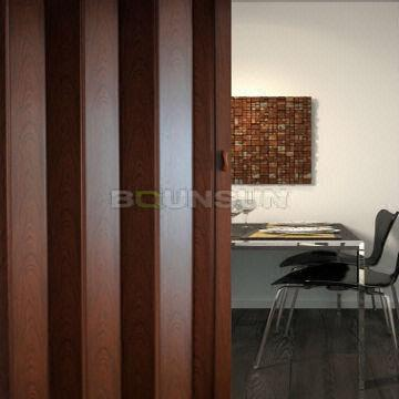 Plastic Folding Doors Interior For Separate Room Global Sources