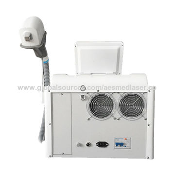 China 755nm 808nm 1064nm Diode Laser 600w Soprano Ice Laser Hair